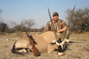 Sportsman's Scrapbook : Gemsbuck